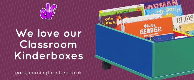 We Love Our Classroom Kinderboxes