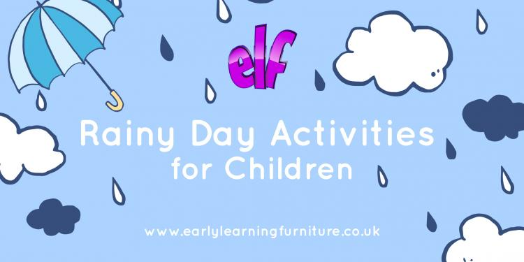 Rainy Day Activities for Children