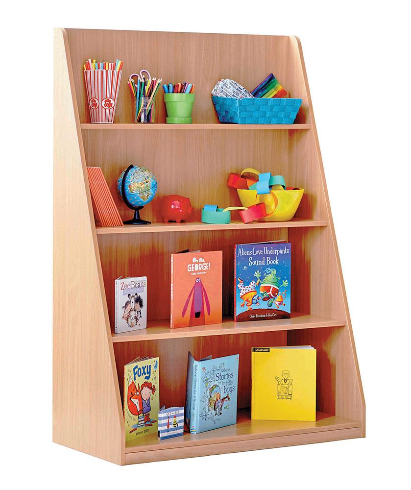 School Library Shelving Unit