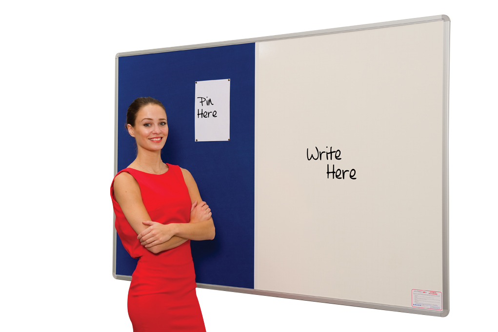 Wall Mounted Pin Up Pen Board