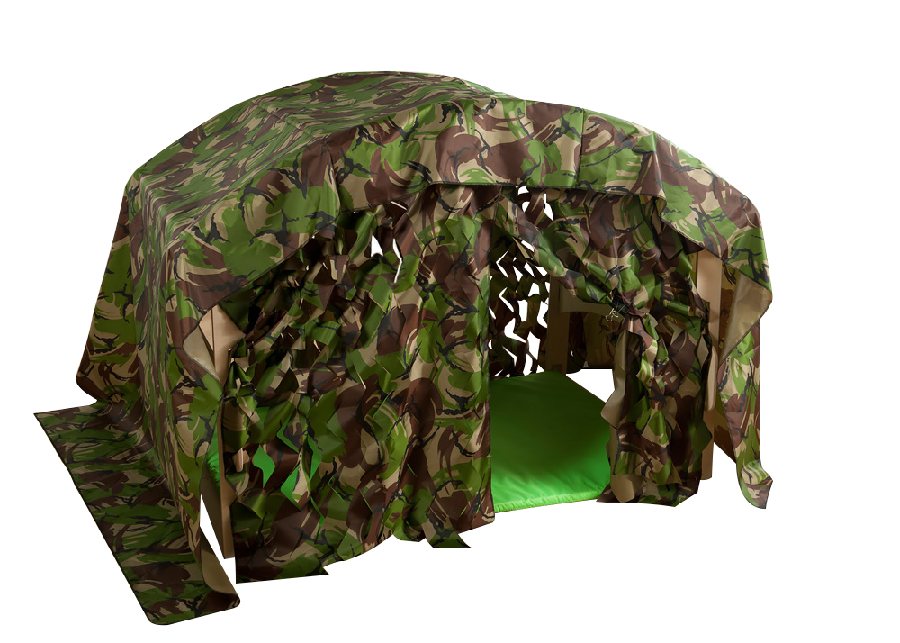 Indoor Outdoor Den Camouflage Accessory