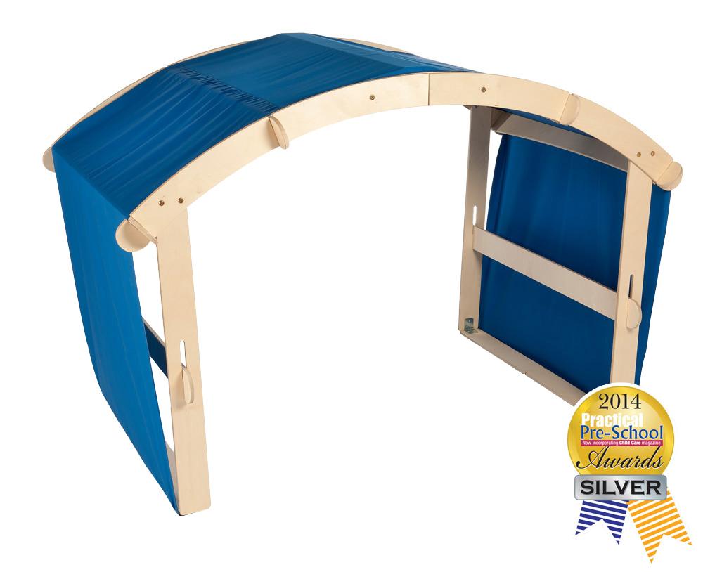 Indoor Outdoor Wooden Folding Den