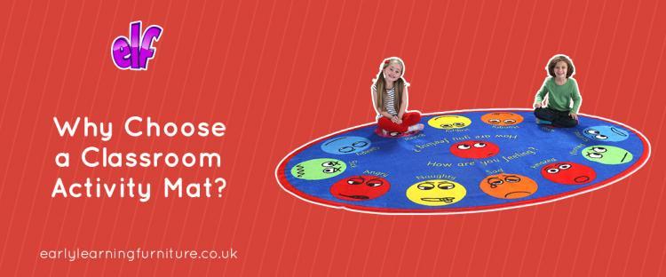 Why Choose a Classroom Activity Mat?
