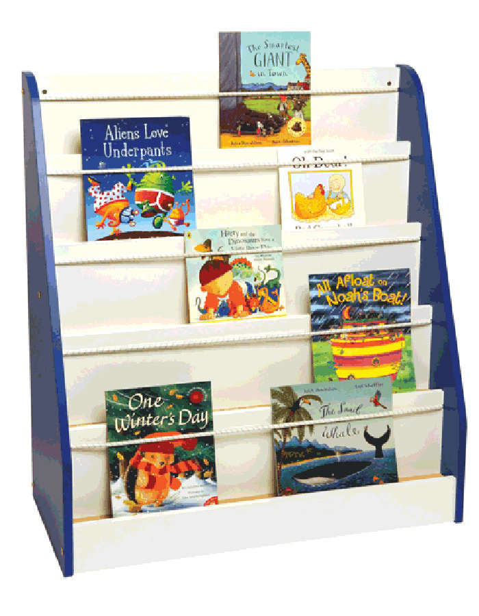 Kinder Static Book Rack