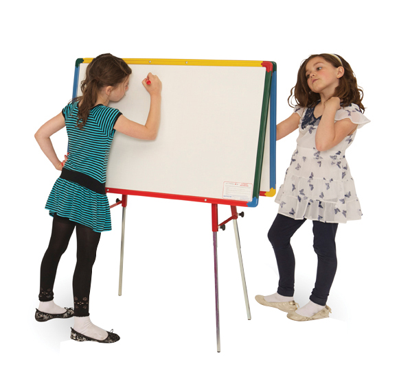 Little Rainbows Twin Junior Easel