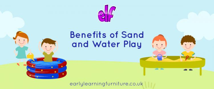Benefits of Sand & Water Play