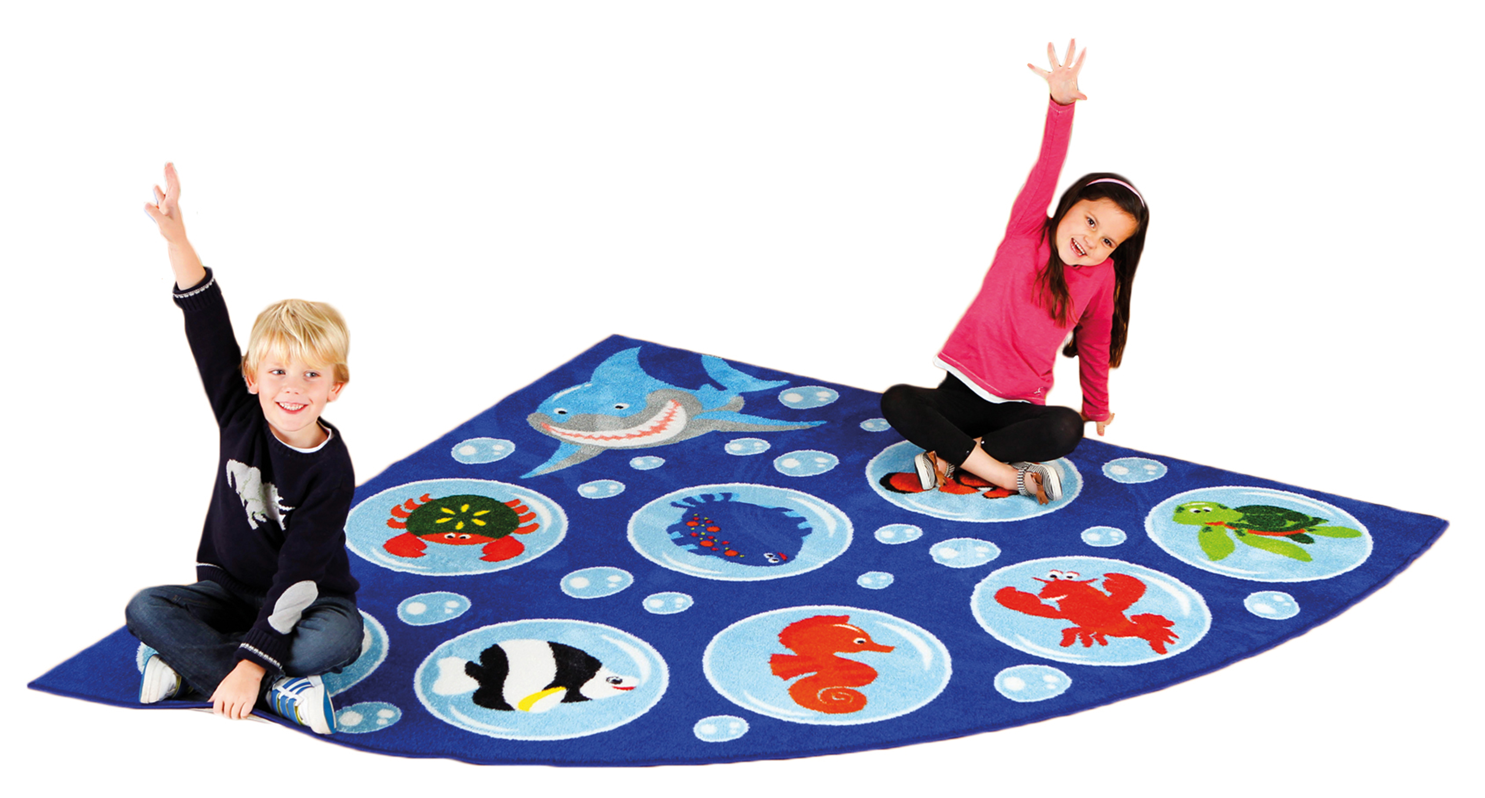 Under The Sea Corner Classroom Carpets