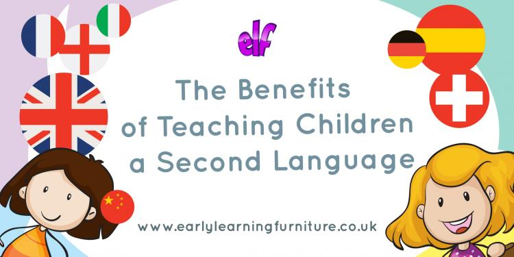 The Benefits Of Teaching Children A Second Language