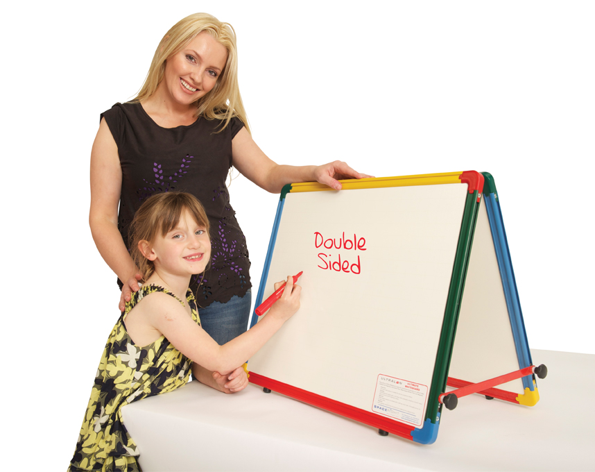 Little Rainbows Twin Desktop Easel