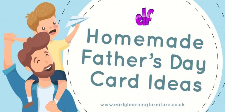 Homemade Father's Day Card Ideas