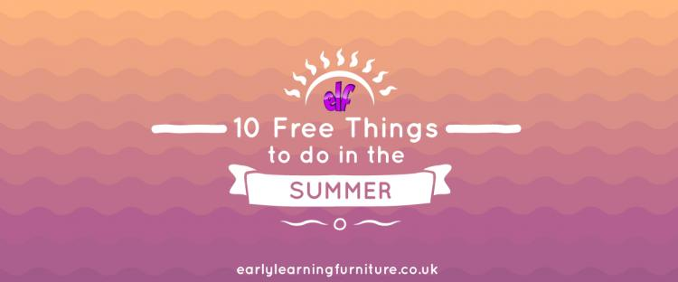 10 Free Things to do in the Summer