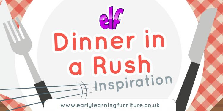 Dinner In A Rush Inspiration