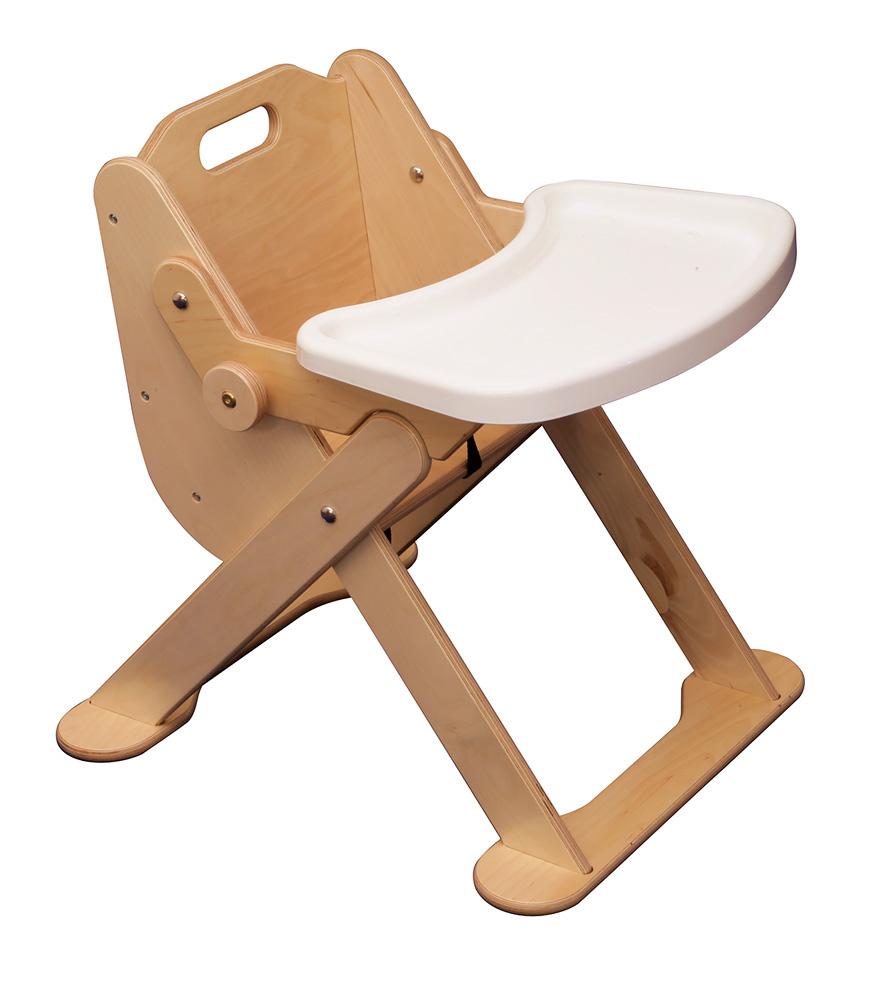 Folding Low High Chair