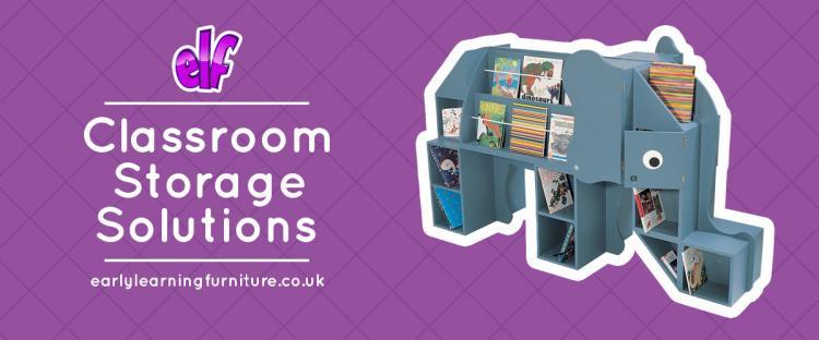 Classroom Storage Solutions