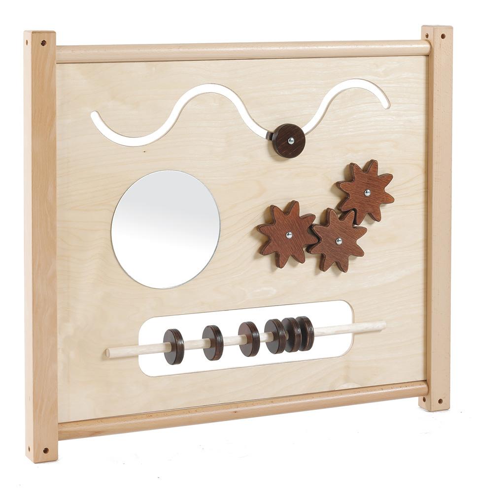 Toddler Playpen Panel Sensory