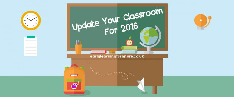 Update Your Classroom for 2016