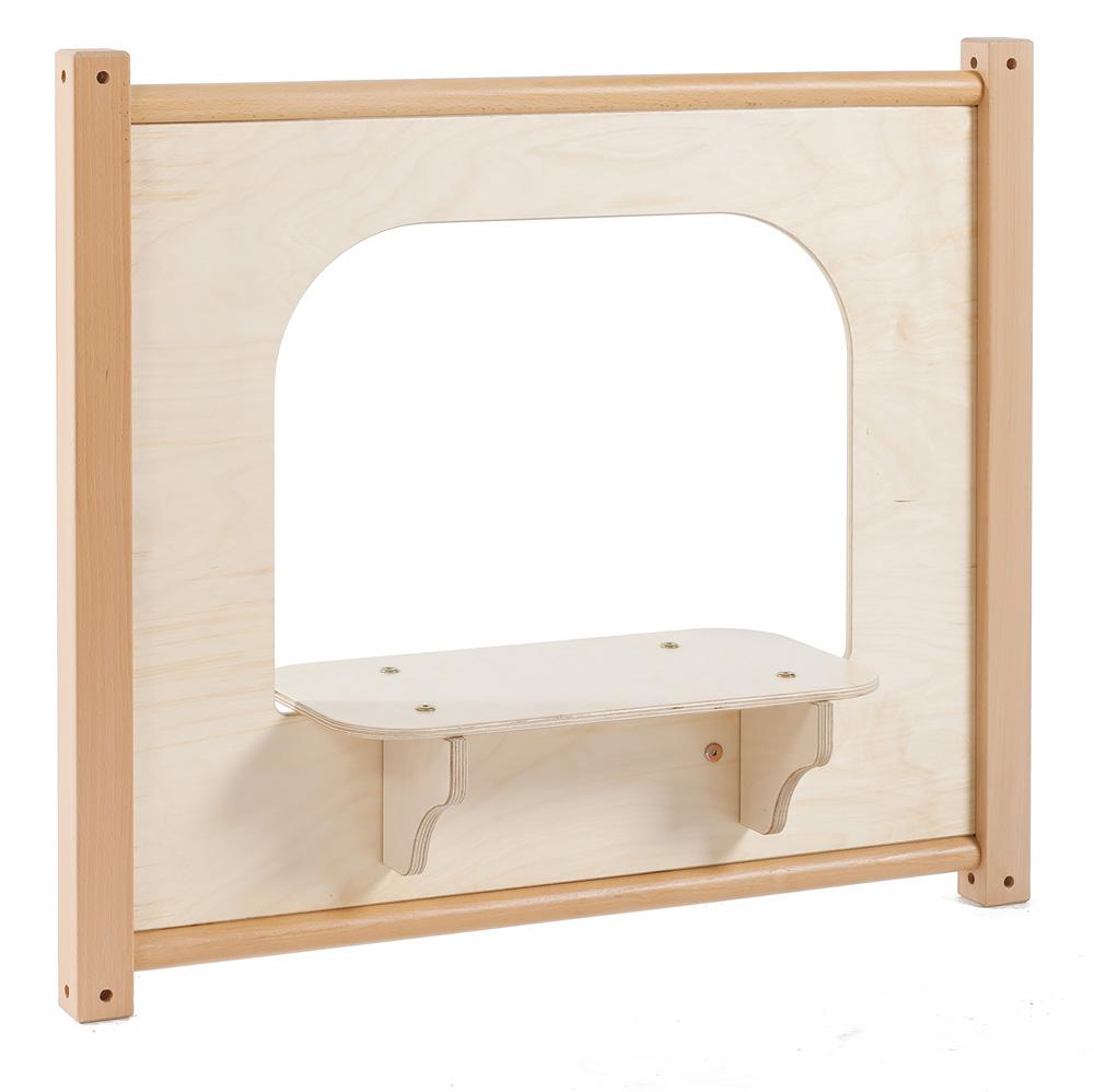 Toddler Playpen Panel Window