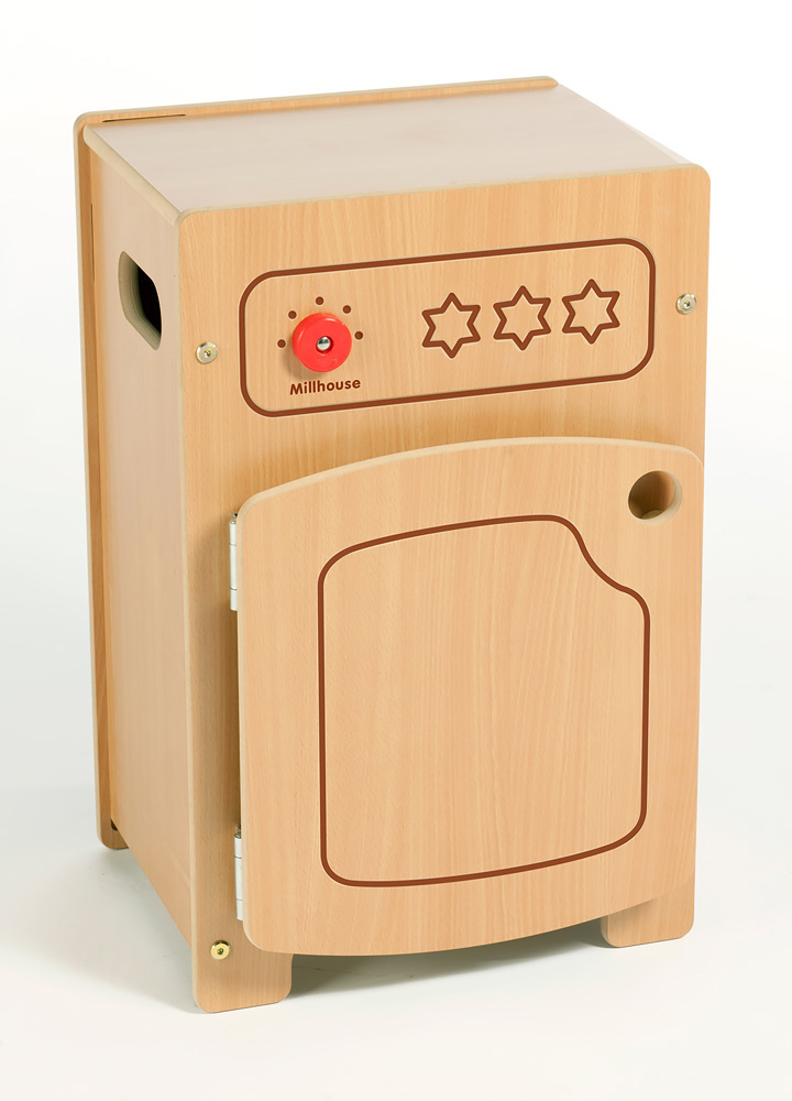 Stamford Wooden Play Fridge