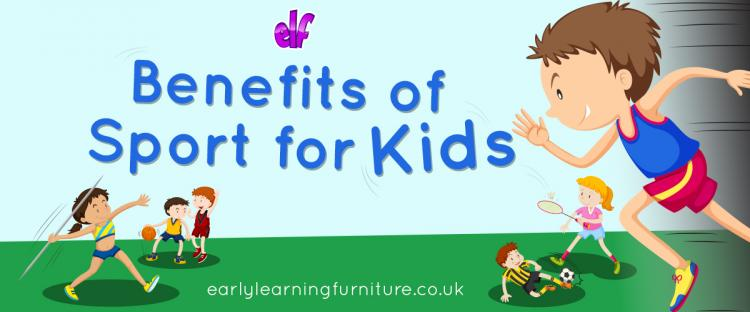 Benefits of Sport for Kids