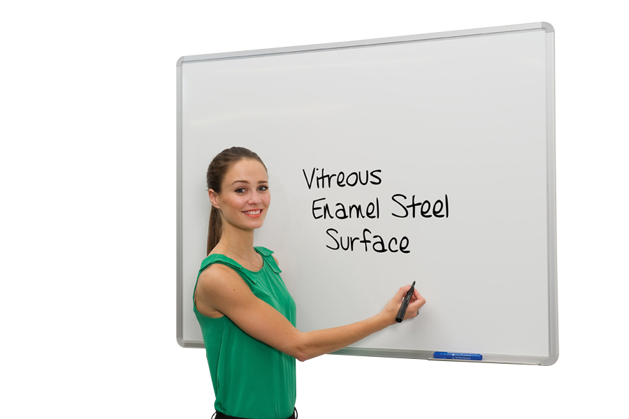 Vitreous Enamel Steel Whiteboards