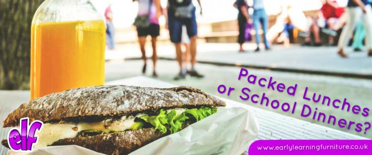 Packed Lunches or School Dinners?