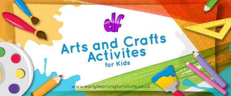 Arts and Craft Activities for Kids