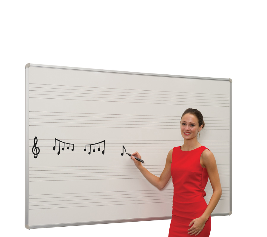 Whiteboards with Markings