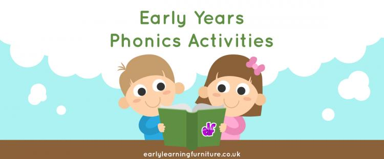 Early Years Phonics Activities