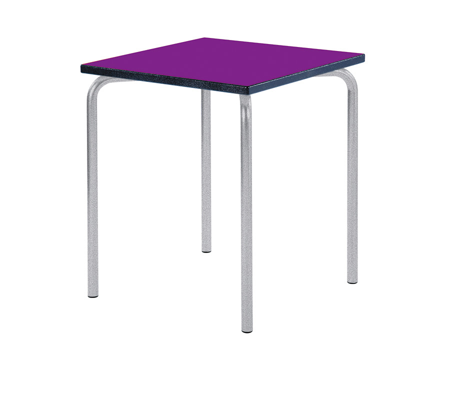 Equation Square Classroom Table Pack of 3