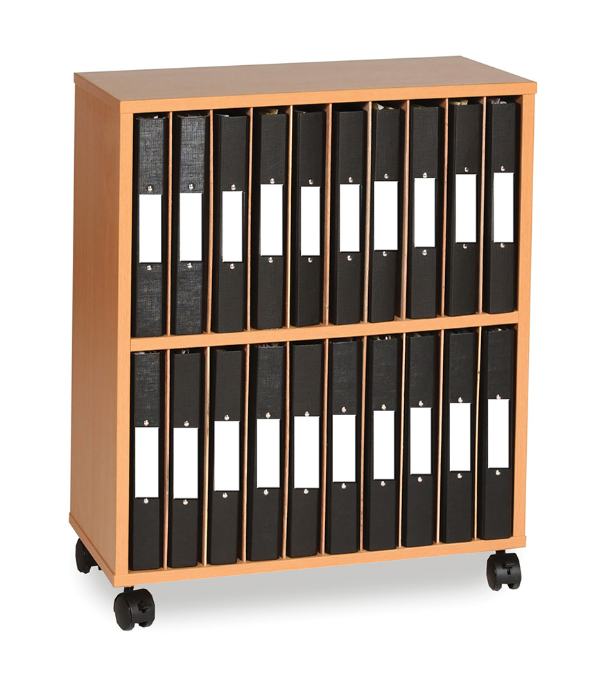 Ring Binder Storage Unit