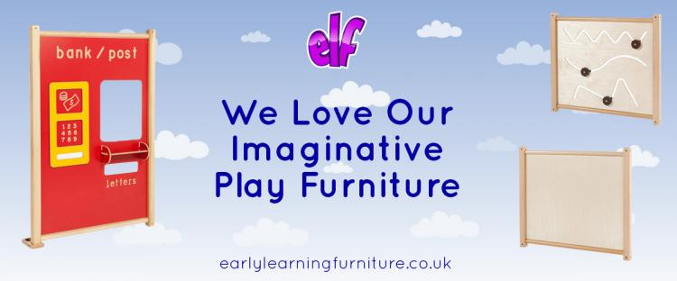 We Love Our Imaginative Play Furniture
