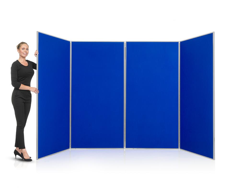 4 Panel Jumbo School Display Board