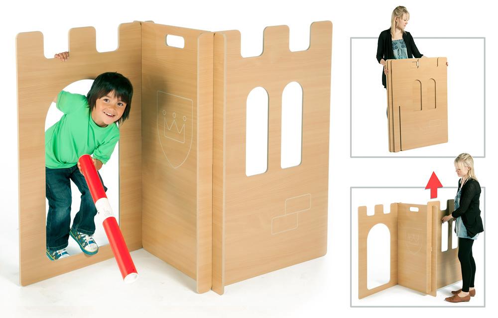 Three Piece Play Panel Set