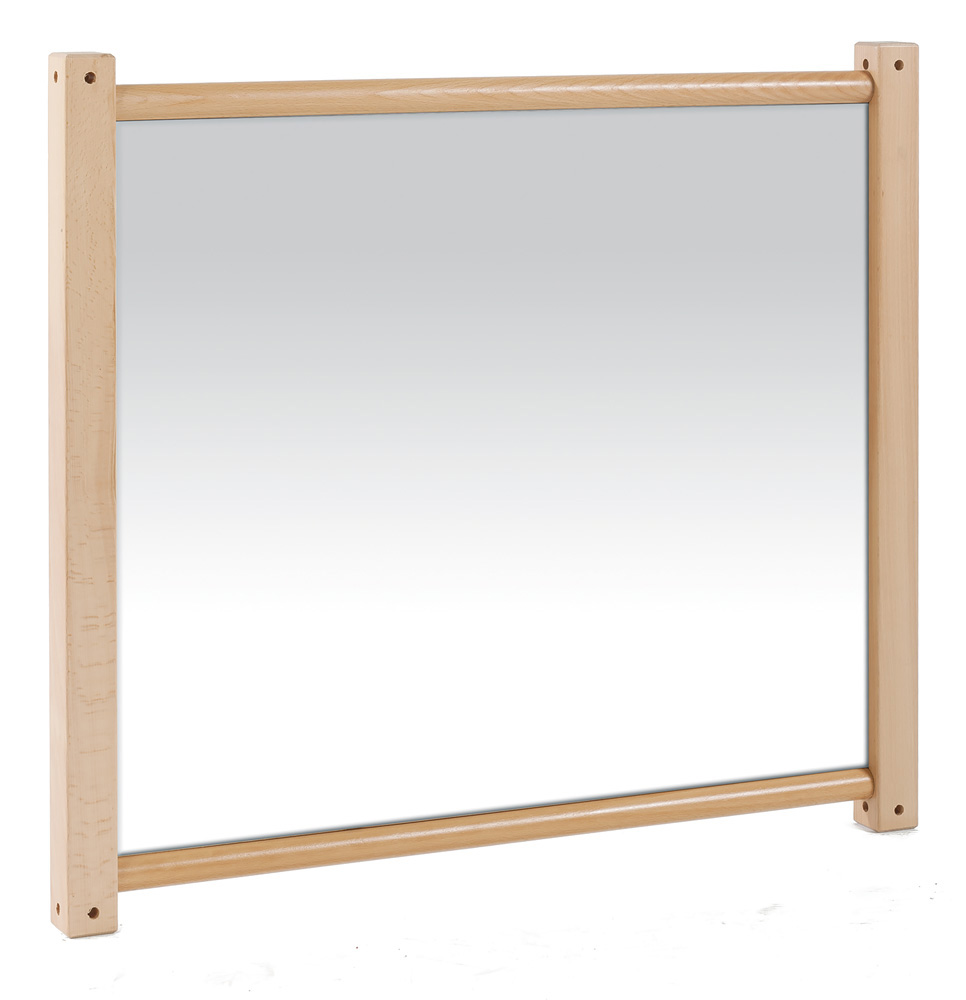 Toddler Playpen Panel Mirror