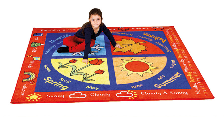 Classroom Rugs Seasons Carpet
