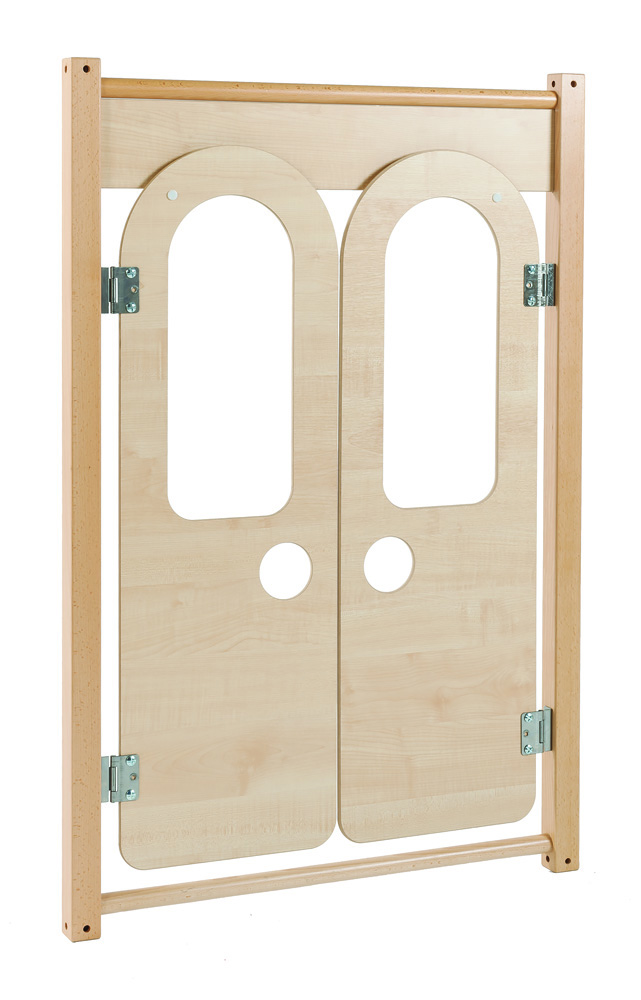 Childrens Role Play Panels Double Door