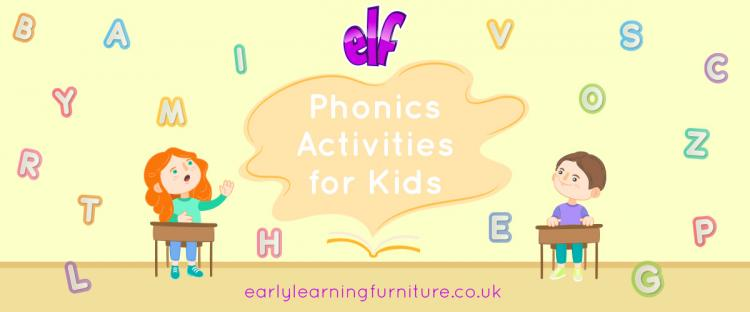 Phonics Activities with Children