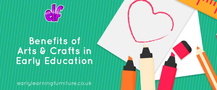Benefits of Arts & Crafts in Early Education