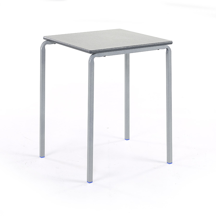 Crush Bent Stacking Classroom Table Square Pack of 4