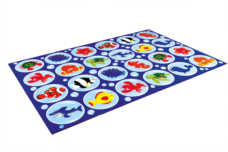 Under The Sea Classroom Carpets