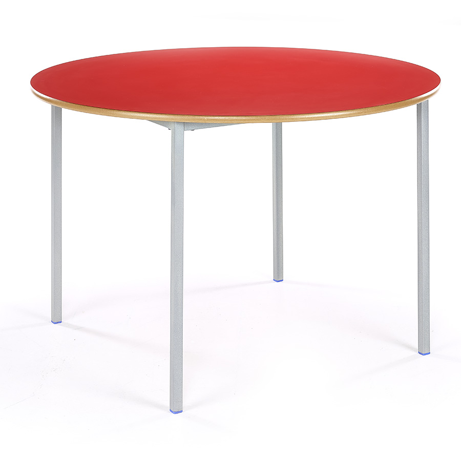 Fully Welded Circular Classroom Desk Pack of 2