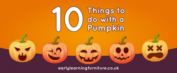 10 Things to do with a Pumpkin