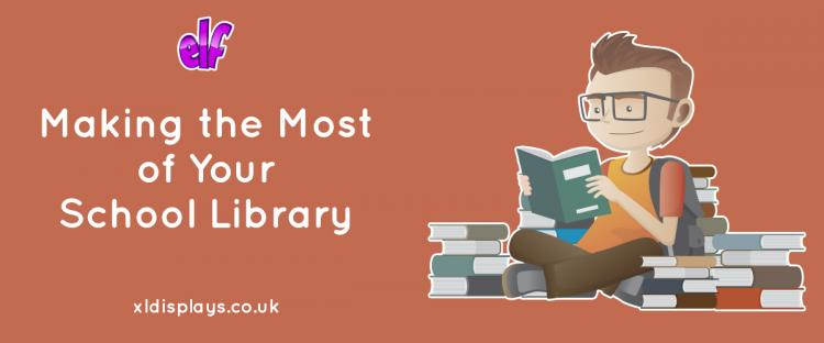 Making the Most of Your School Library