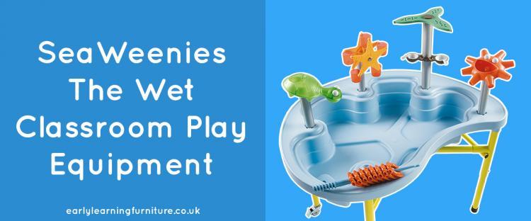 SeaWeenies, the Wet Classroom Play Equipment