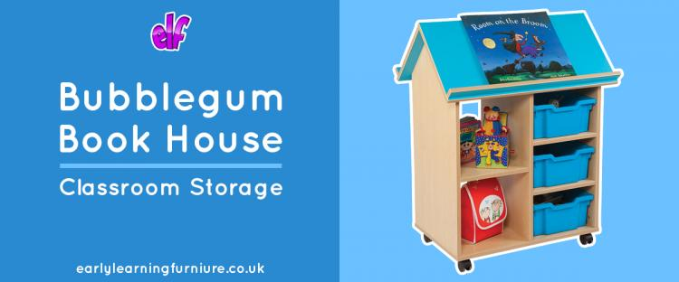 We Love the Bubblegum Book House!