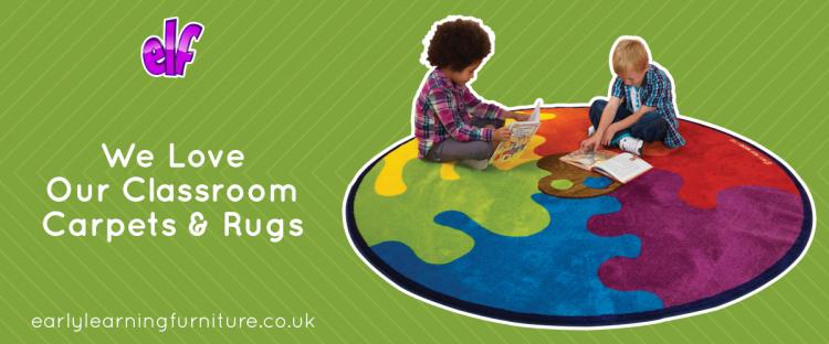We Love Our Classroom Carpets & Rugs