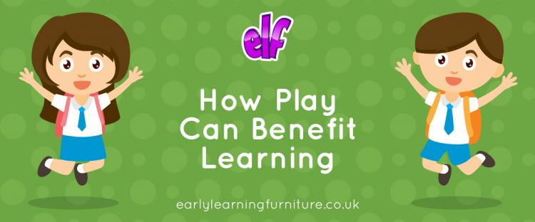 How Play Can Benefit Learning