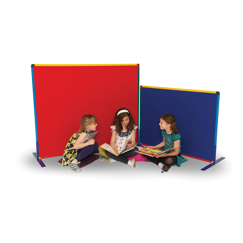 Little Rainbows Freestanding Junior Partition