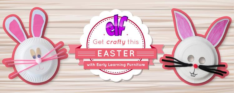 Get Crafty This Easter With Early Learning Furniture