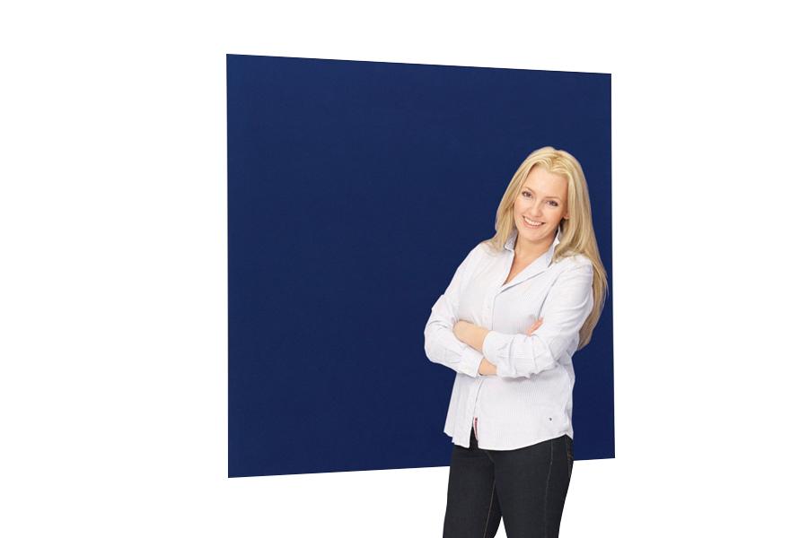 Decorative Unframed Noticeboard